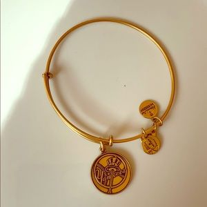 Alex and Ani NY Yankees Bracelet